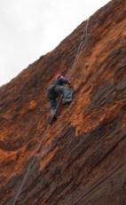I climbed!